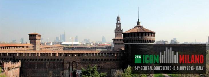 ICOM Milan 2016