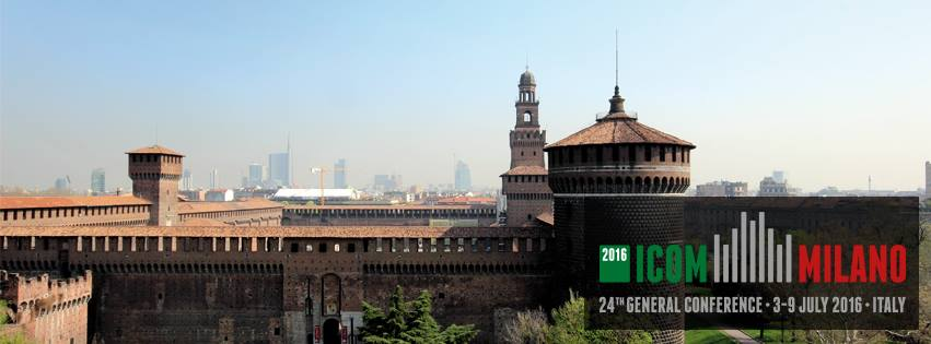 Conferência Geral do ICOM em Milão