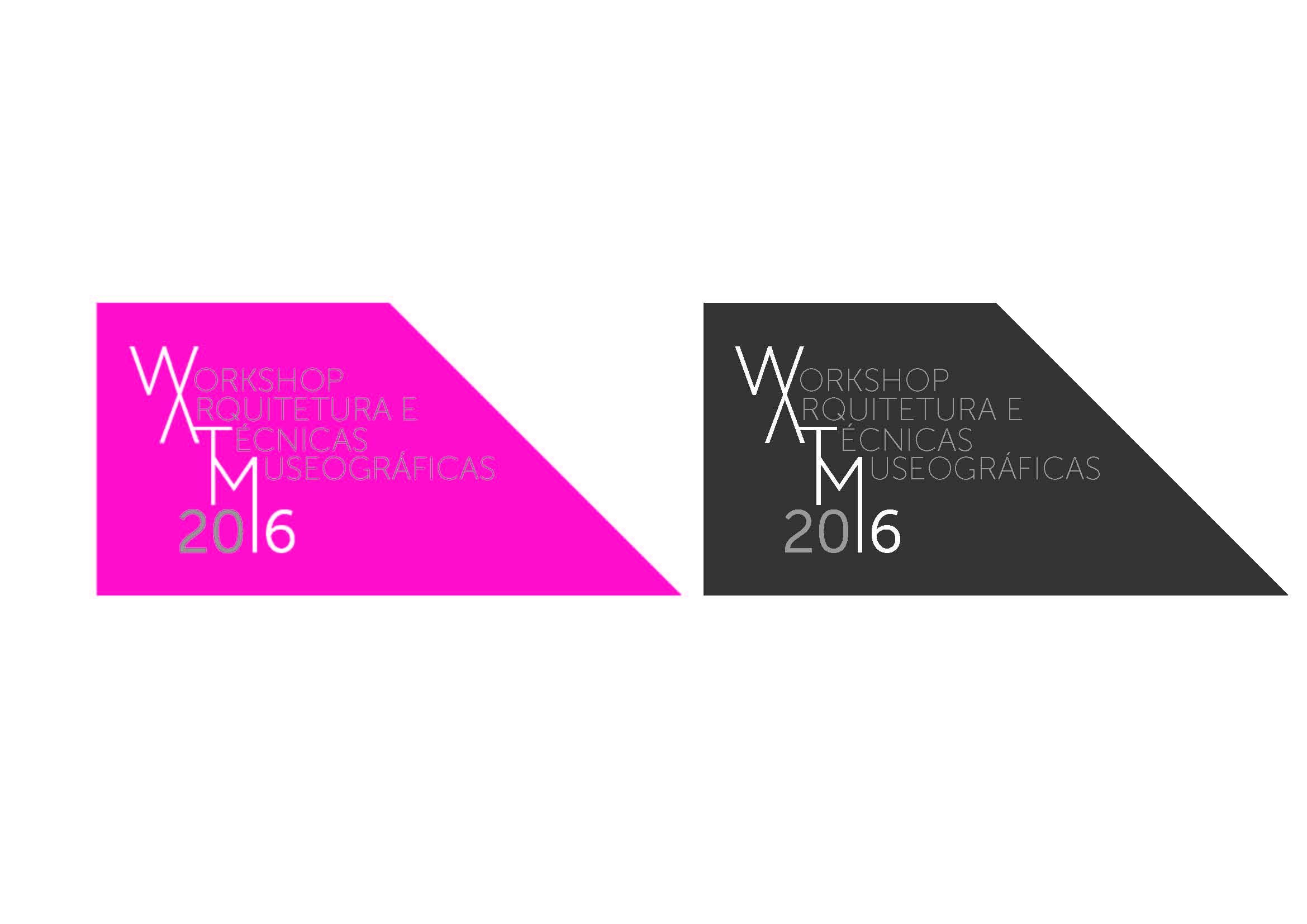 Workshop Internacional Arquitetura e Técnicas Museográficas 2016