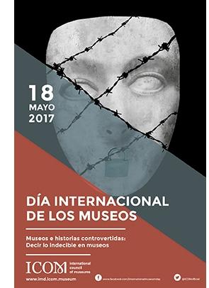 Divulgado o tema para o Dia Internacional dos Museus 2017
