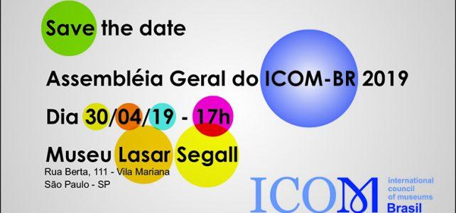 Assembleia Geral do ICOM-BR